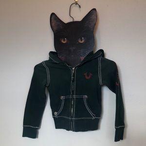 true Religion kids hoodie